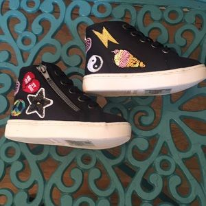 NEW Steve Madden kids shoes size 8